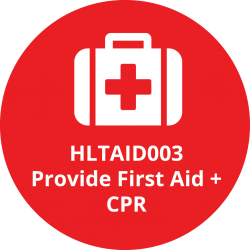 Provide First Aid (HLTAID003)