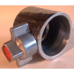 65mm BIC Female (coupler) to  Male 50mm BSP