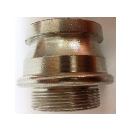 65mm BIC Male (adaptor) to 50mm Male BSP