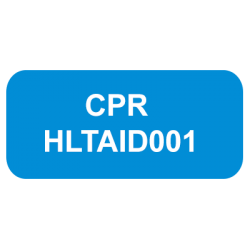 Provide Cardiopulmonary Resuscitation (CPR) HLTAID001