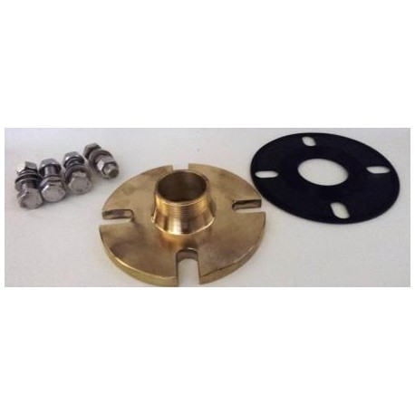 International Ship-To-Shore Flange Adaptor with 50mm BSP male