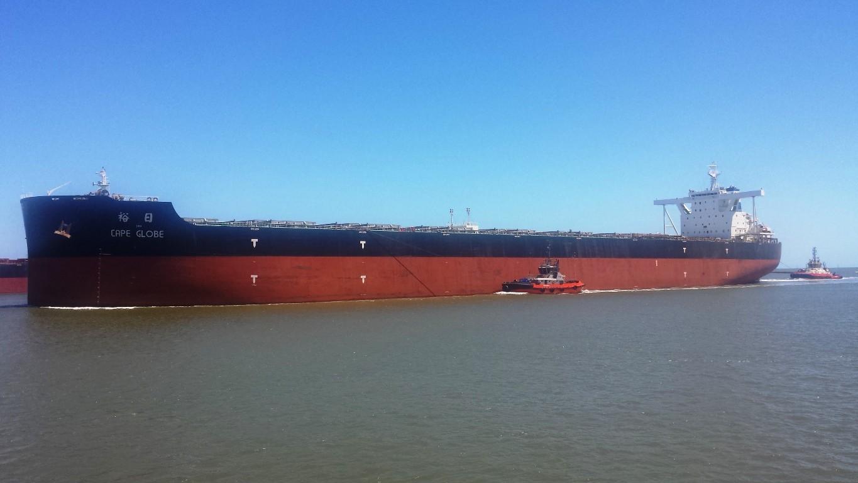 Iron Ore Ship